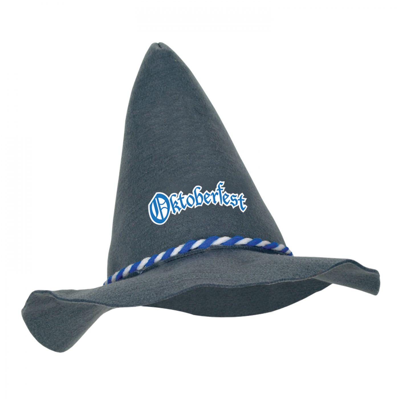 Felt Oktoberfest Peasant Hat image
