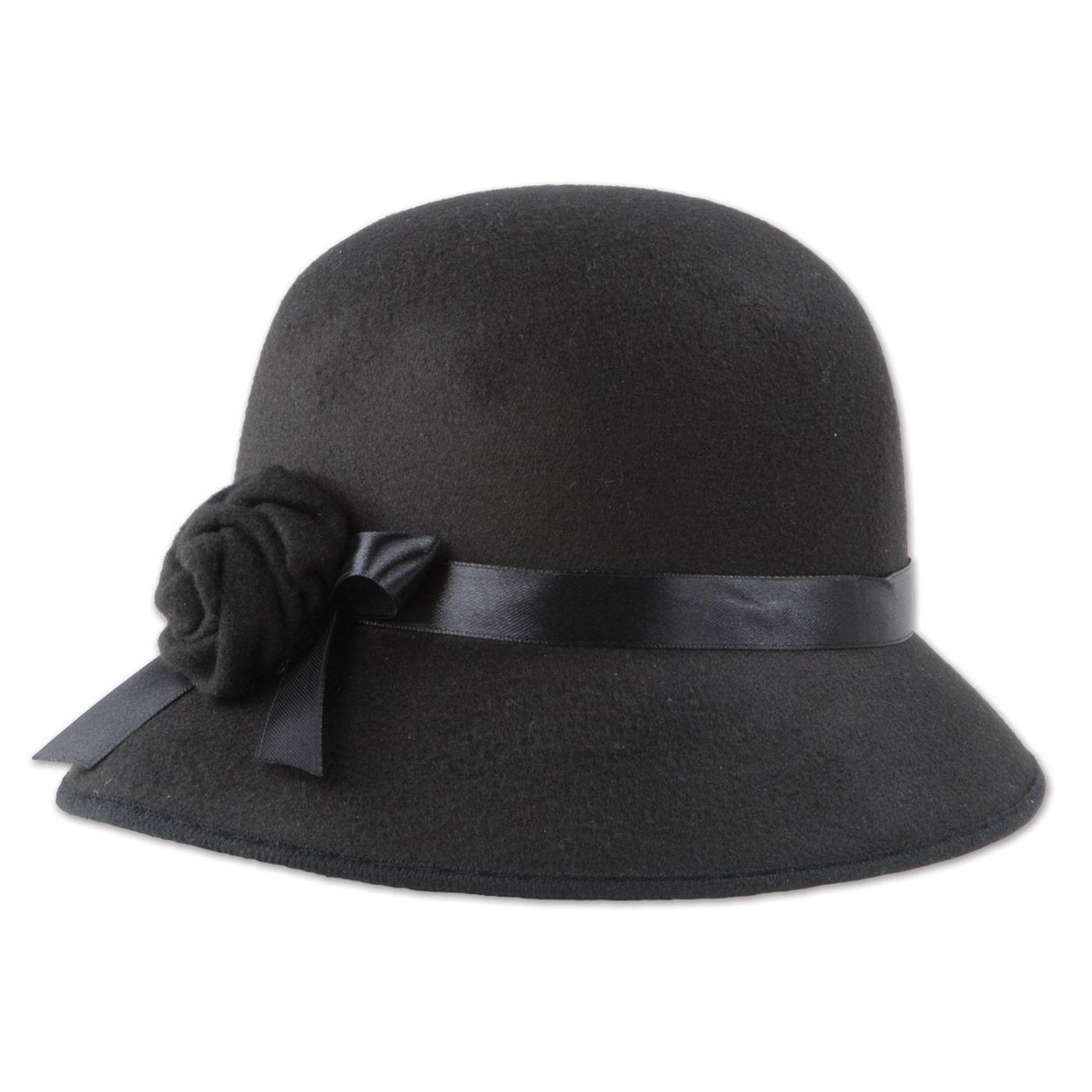 Felt Cloche Hat (6) image