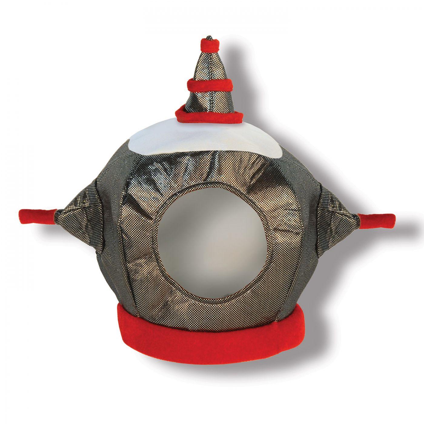 Fabric Robot Helmet (6) image
