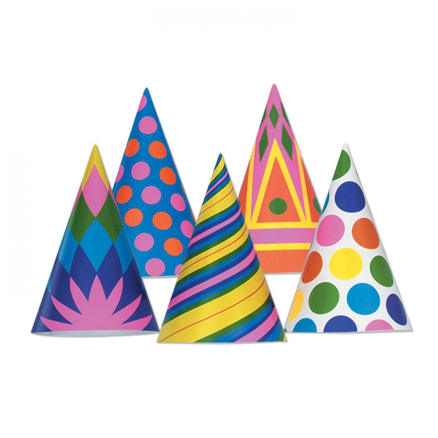 Cone Hats (144) image