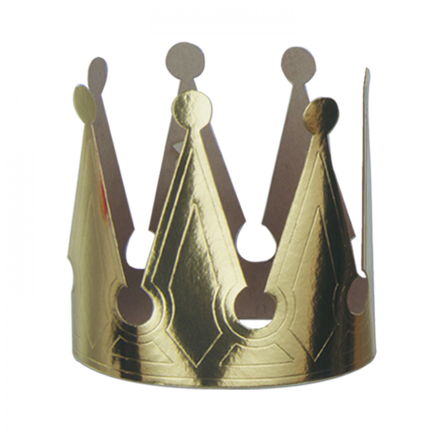 Gold Foil King's Crown (72) image