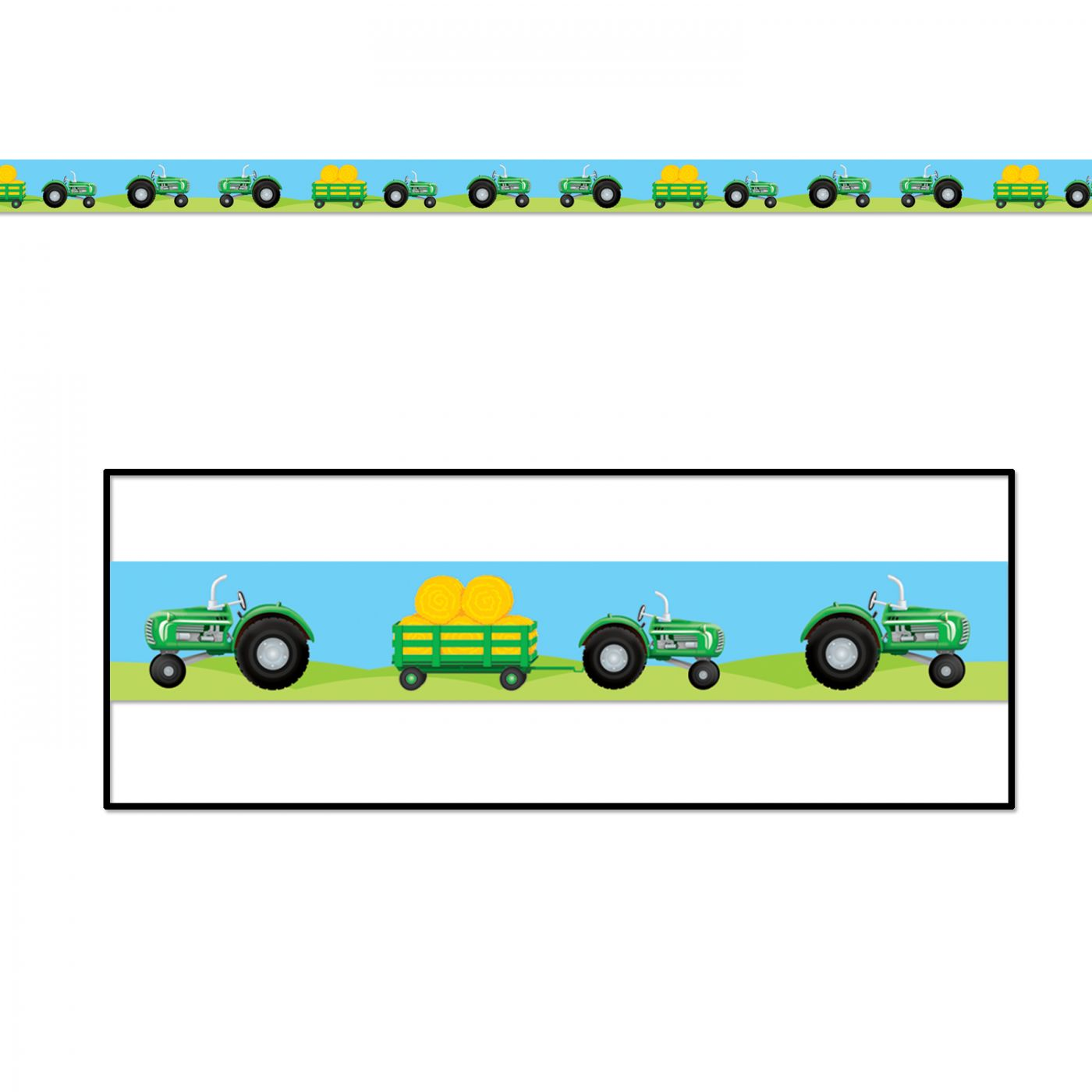 Tractor Party Tape image