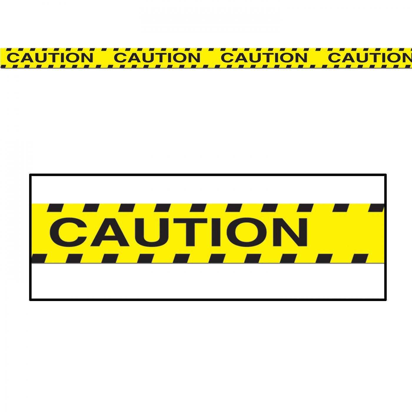 Caution Party Tape image