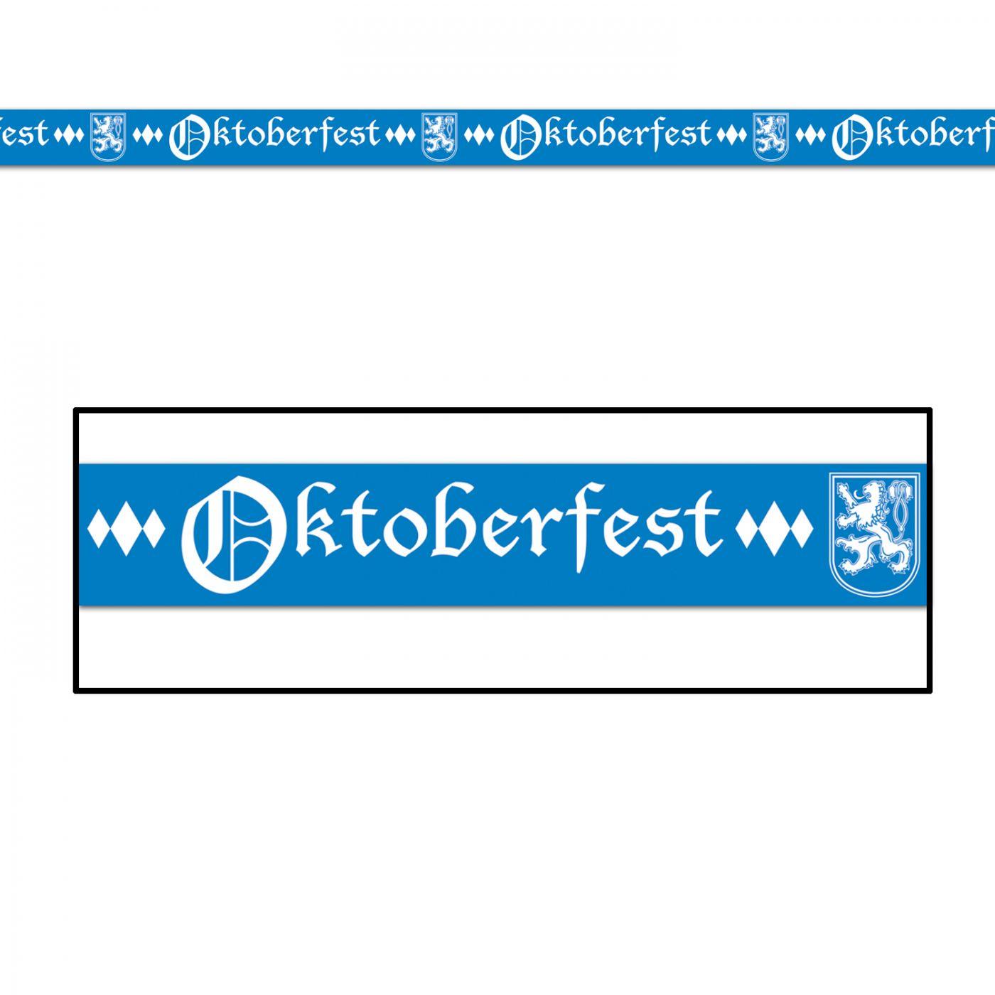 Oktoberfest Party Tape image