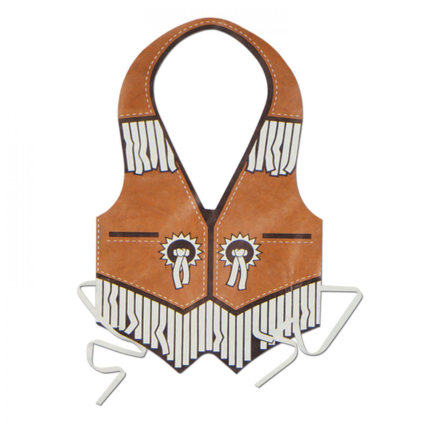 Pkgd Plastic Western Vest (24) image