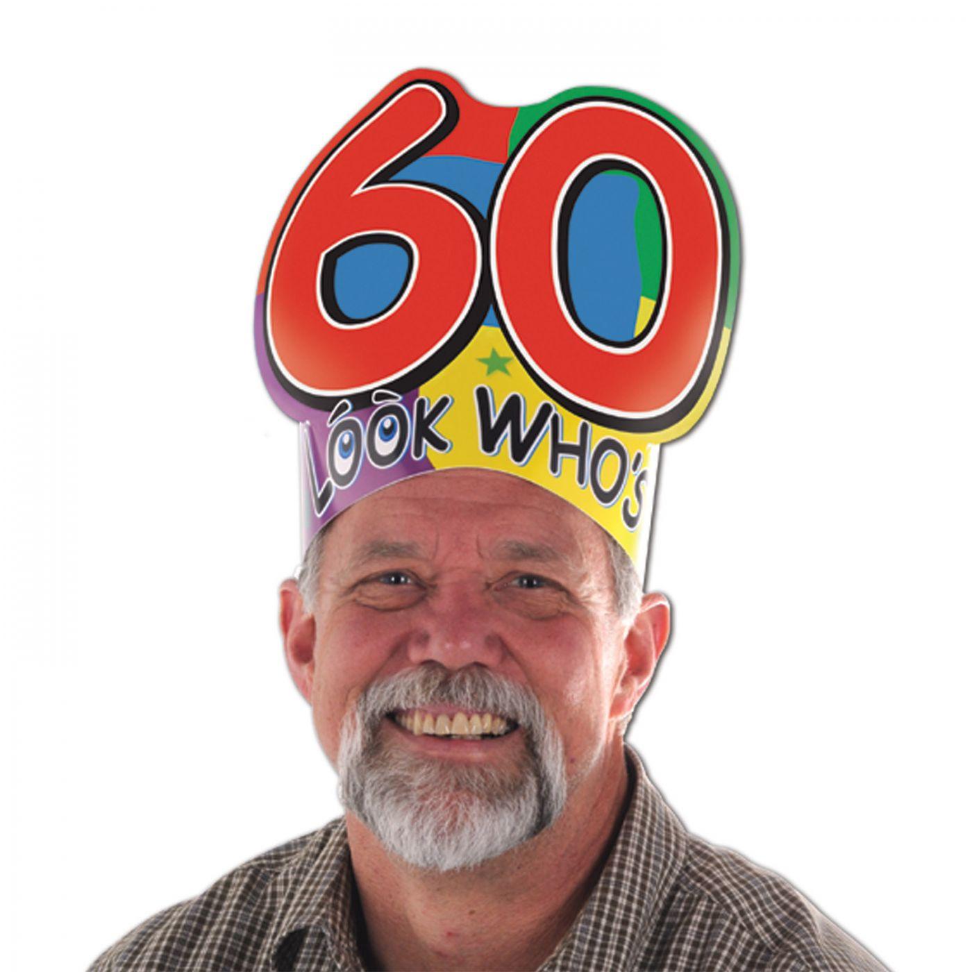 Look Who's  60  Headband (24) image