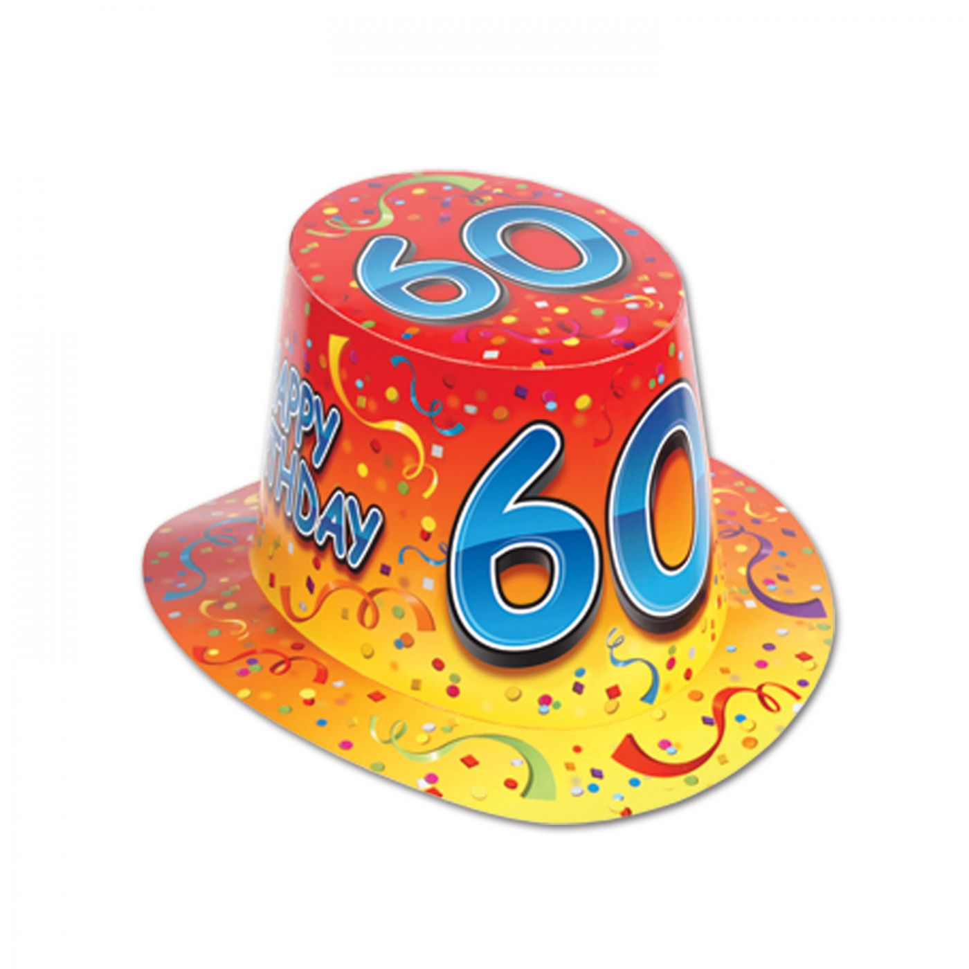 Happy  60  Birthday Hi-Hat (25) image