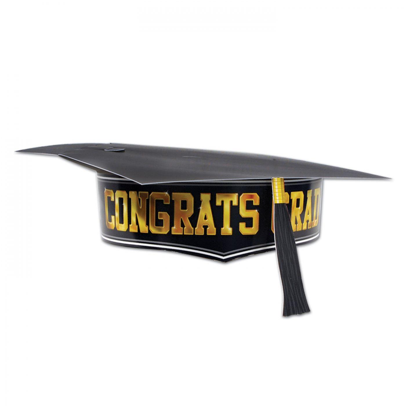 Paper Grad Cap image