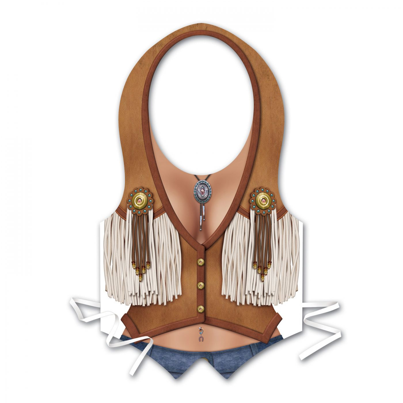 Plastic Cowgirl Vest (48) image