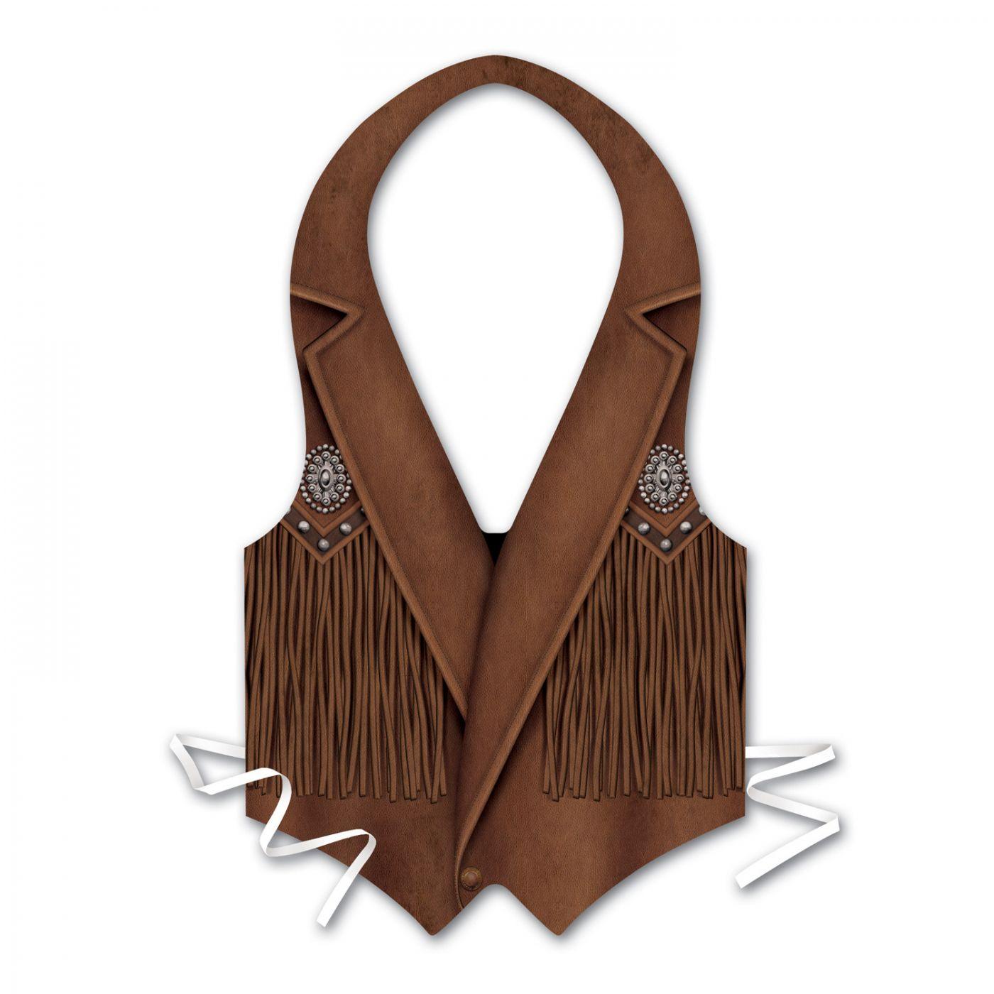 Plastic Cowboy Vest (24) image