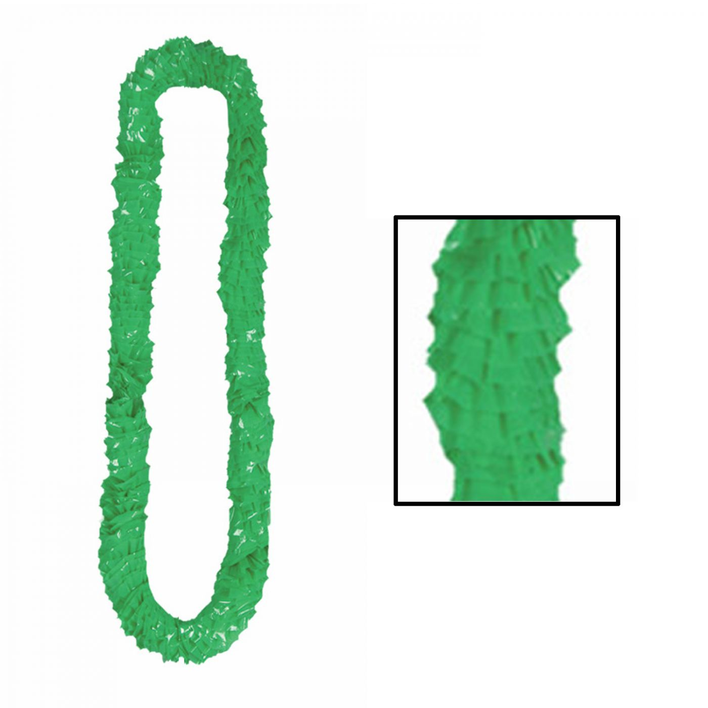 Soft-Twist Poly Leis (144) image