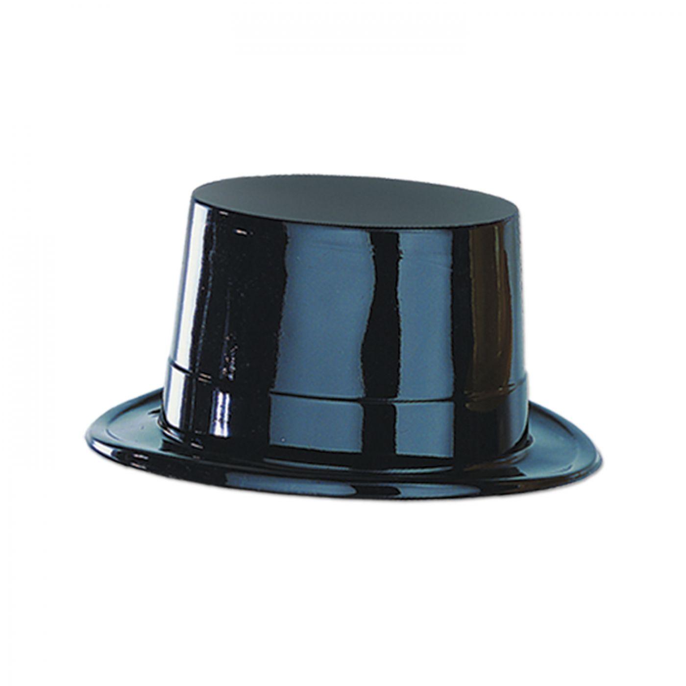 Image of Black Plastic Topper (24)