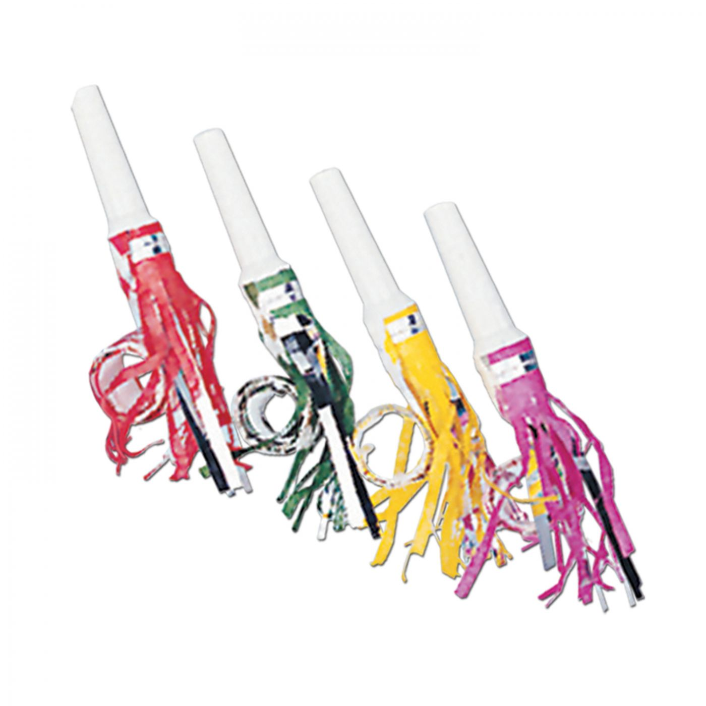 Pkgd Fringed Party Blowouts (48) image