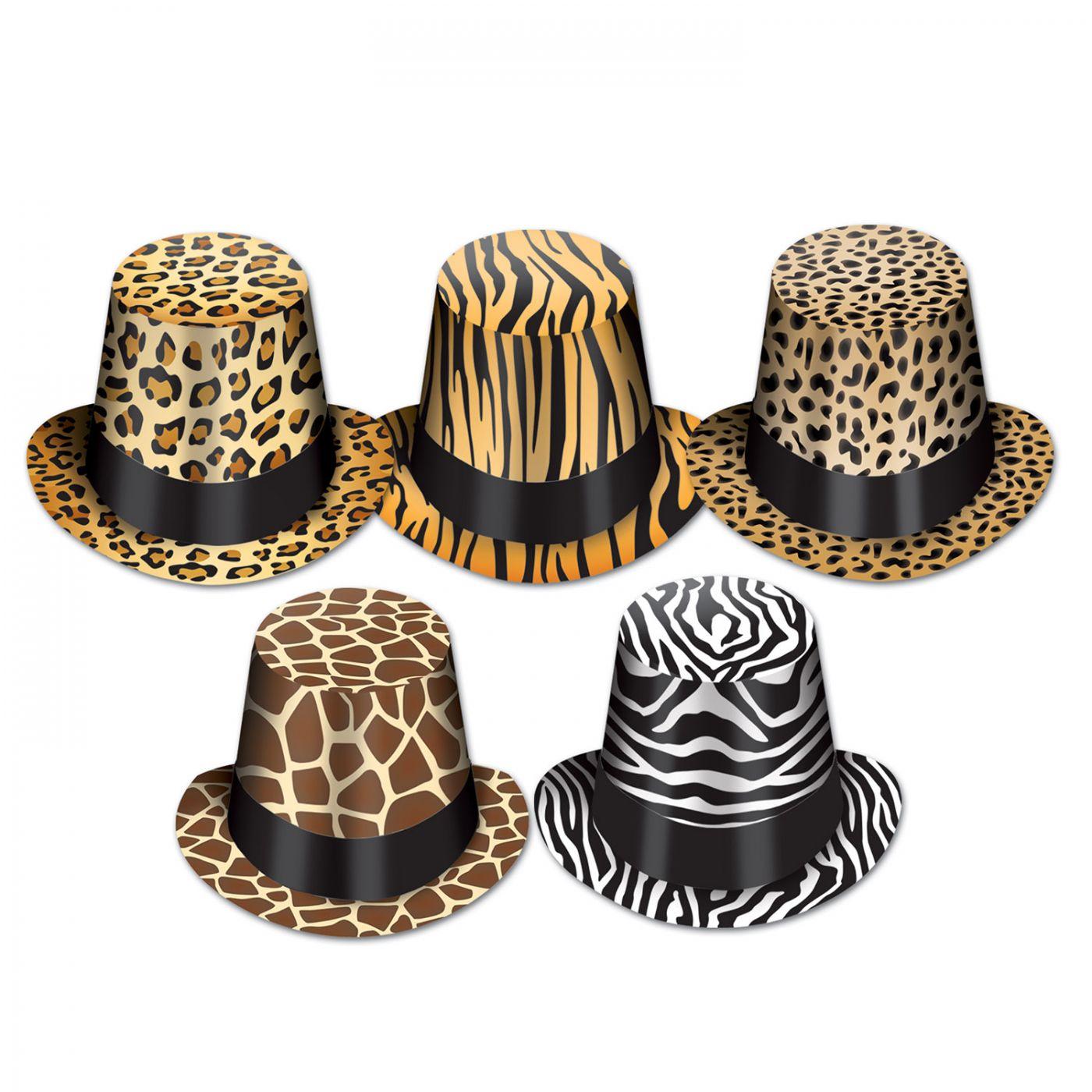 Image of Animal Print Hi-Hats (25)