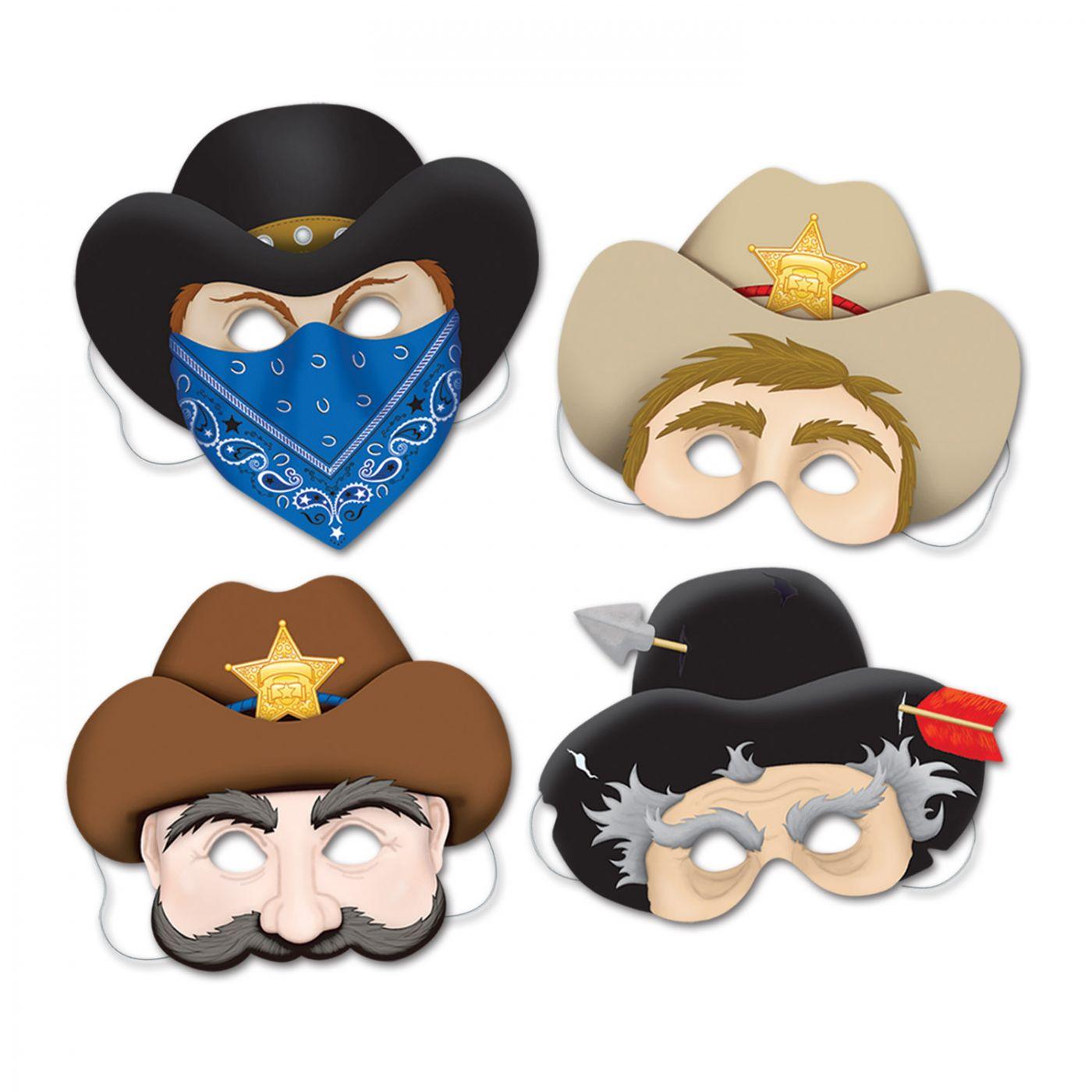 Western Masks image