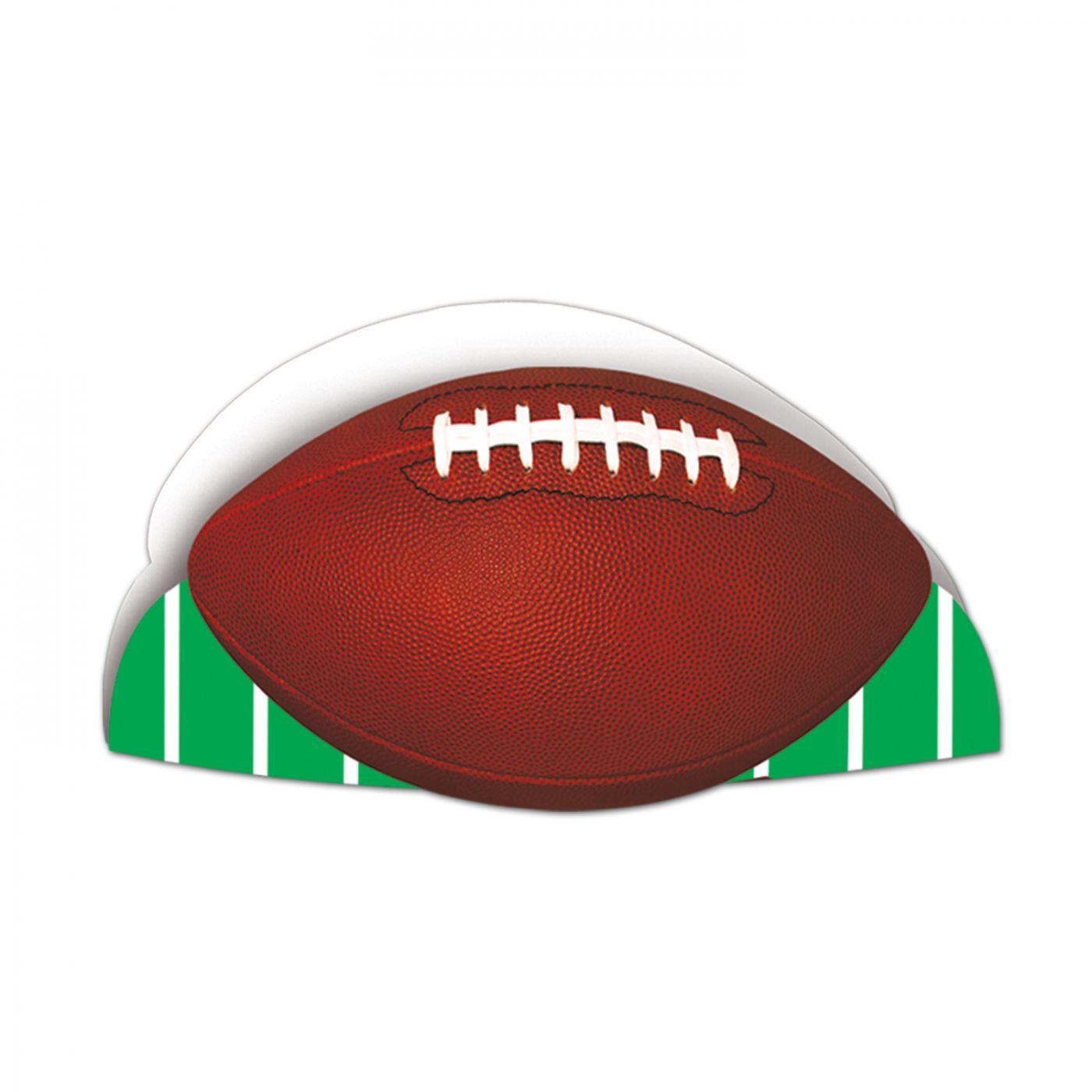 Printed Football Hat (48) image