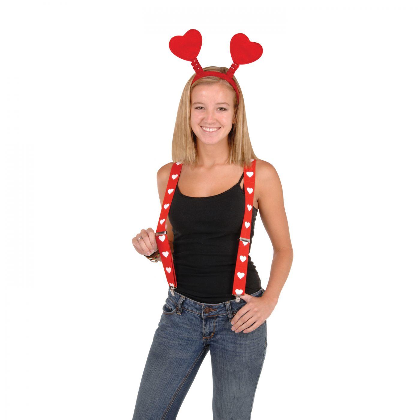 Heart Suspenders image
