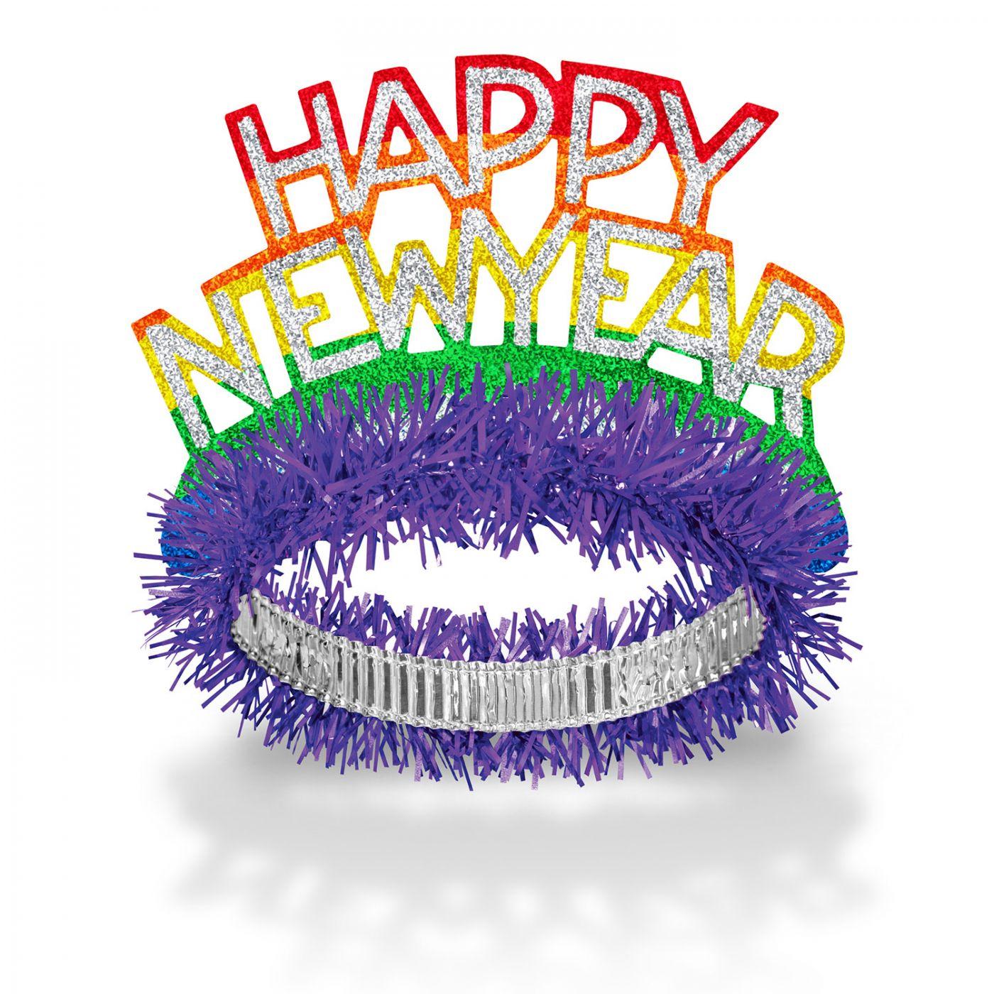 New Year Pride Tiaras (50) image