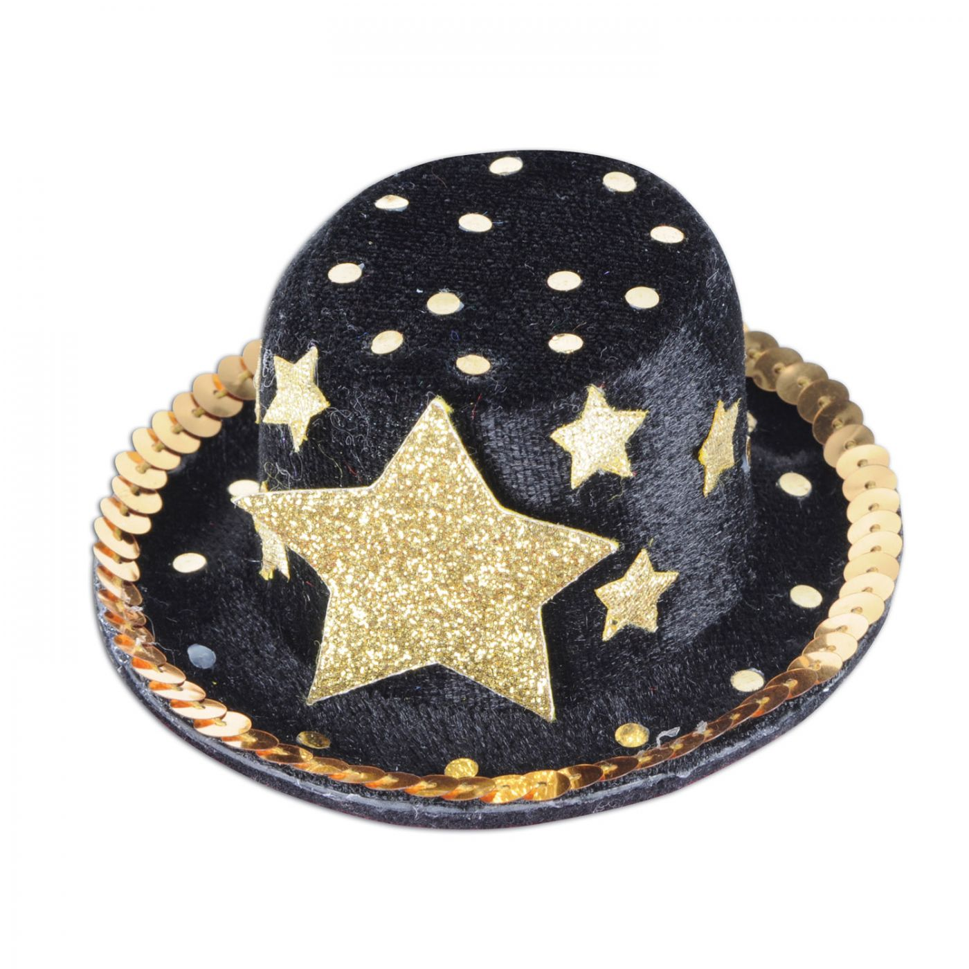 Top Hat Hair Clip image