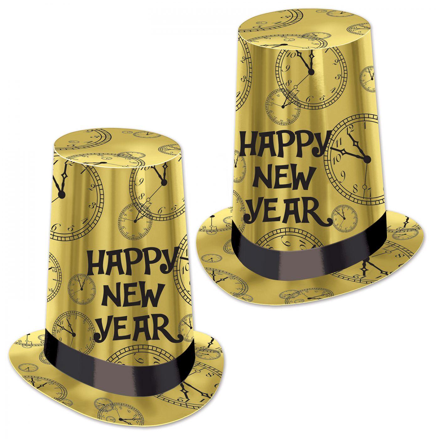 Gold Midnight Clock Super Hi-Hat (25) image