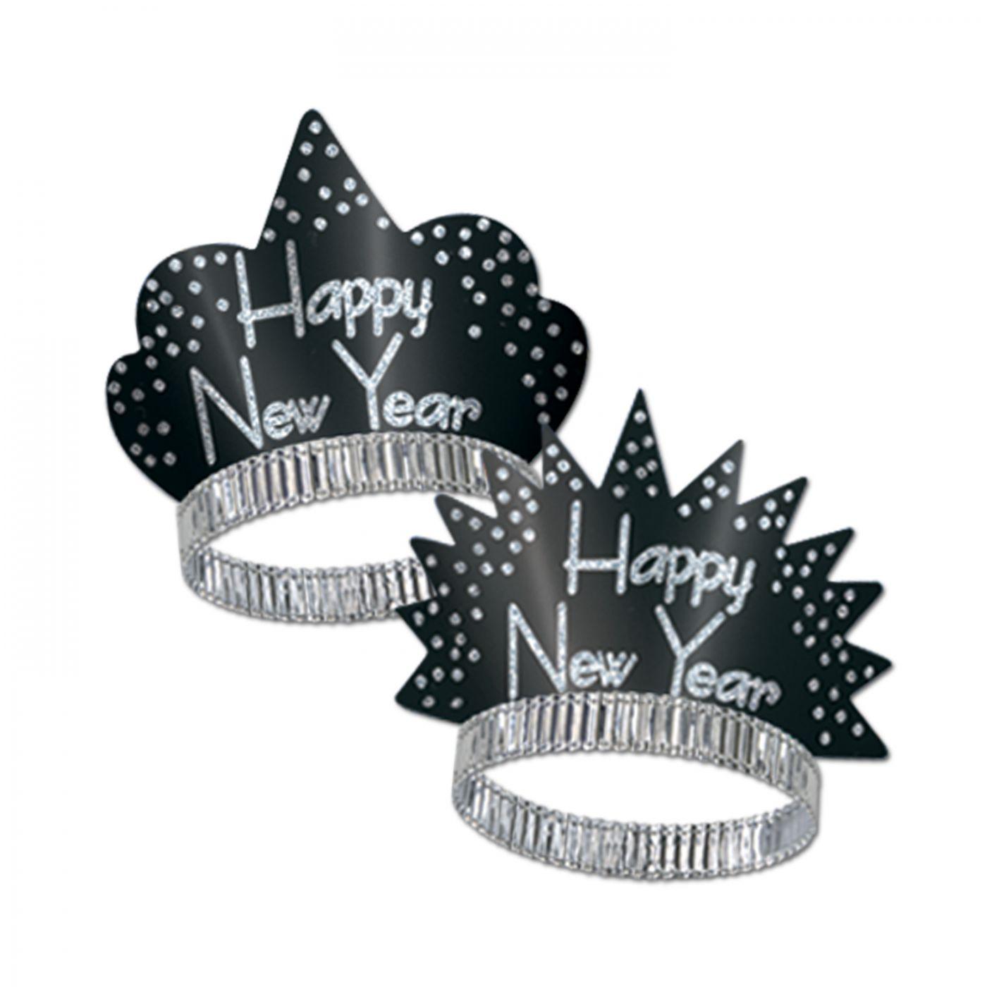 Sparkling Silver Tiaras (50) image