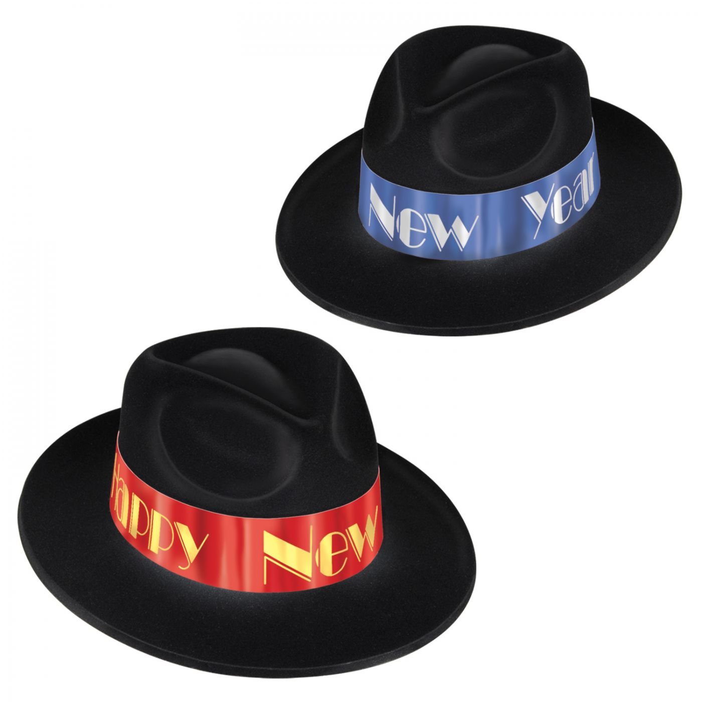 Fire & Ice Fedoras (25) image