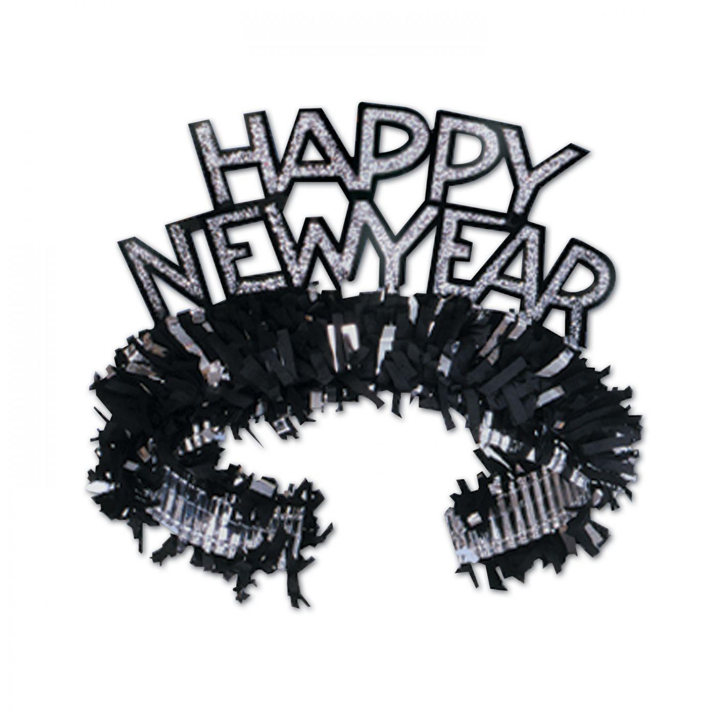 Black & Silver HNY Regal Tiara (50) image
