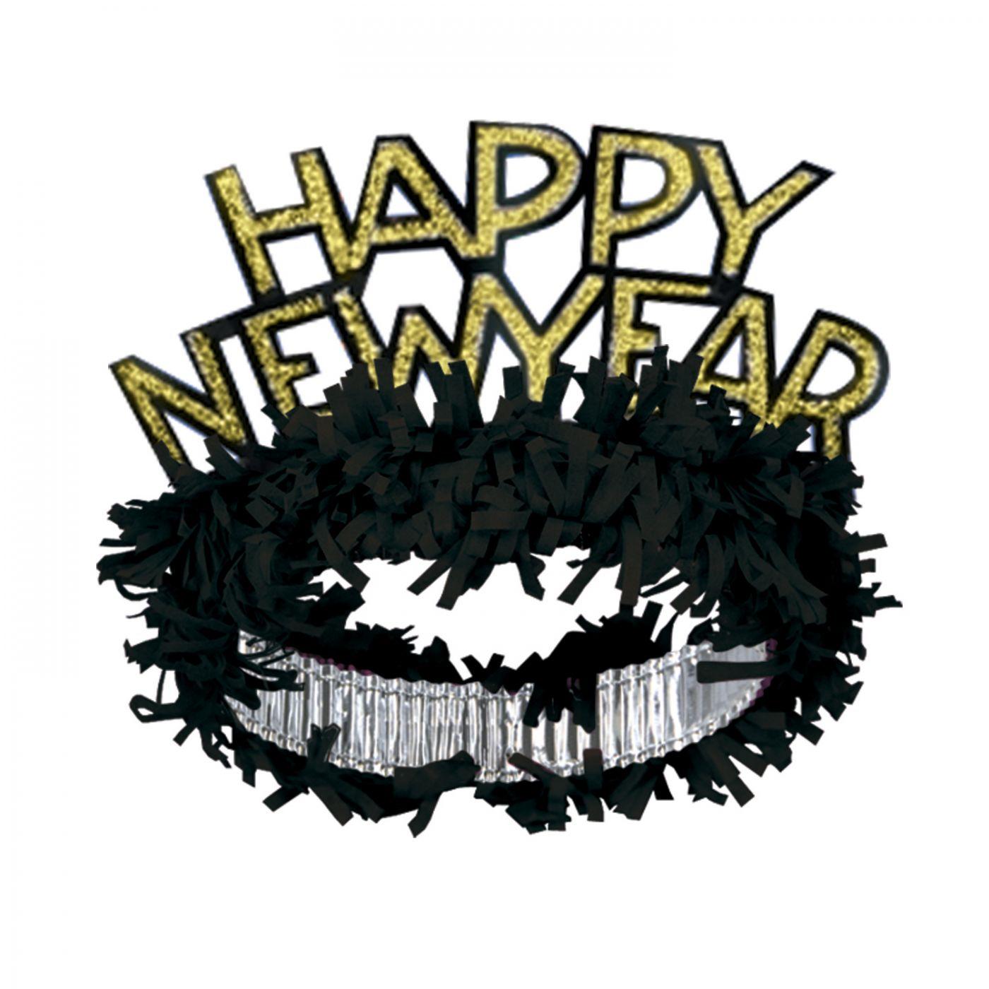 Black & Gold HNY Regal Tiara (50) image