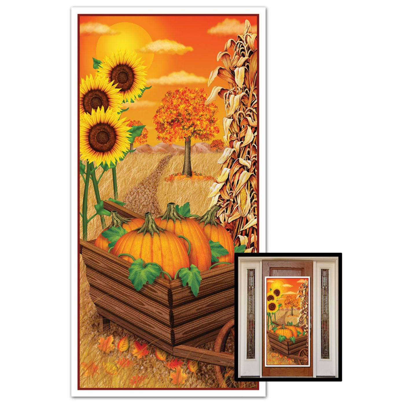 Fall Door Cover image