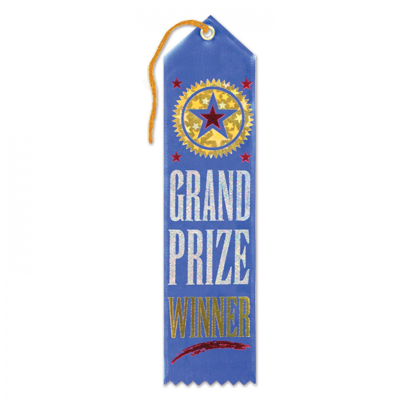Grand Prize Winner Award Ribbon (6) image