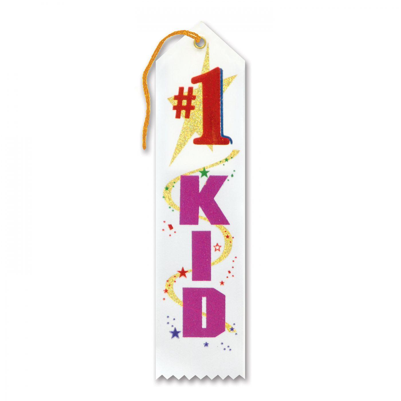 #1 Kid Award Ribbon (6) image