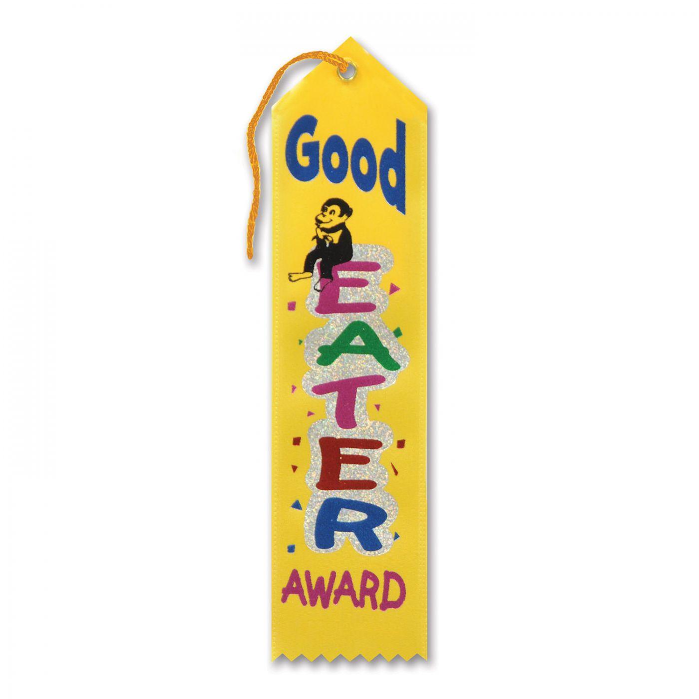 Good Eater Award Ribbon (6) image