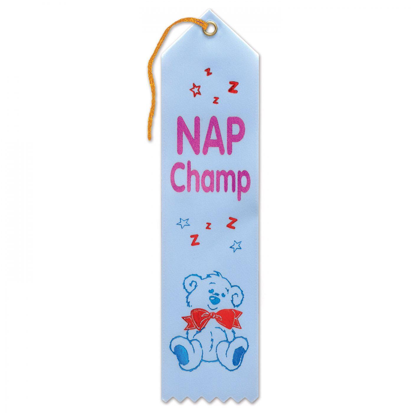 Nap Champ Award Ribbon (6) image