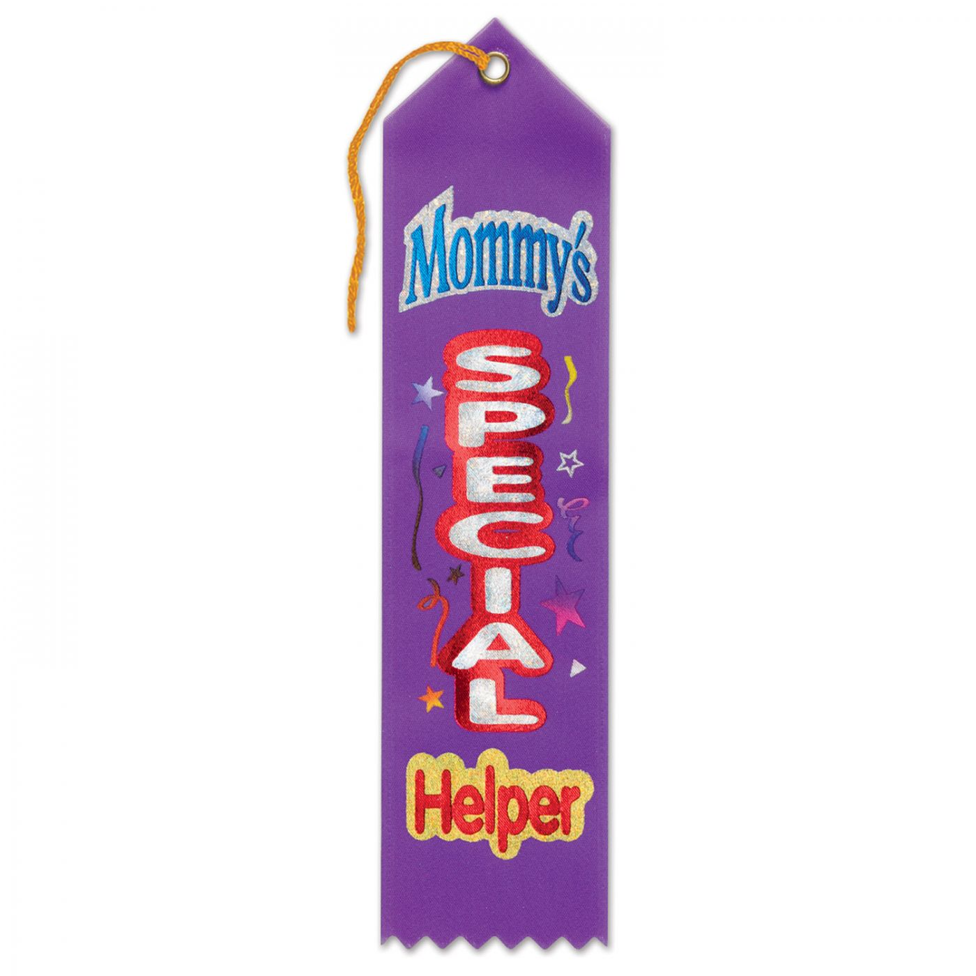 Mommy's Special Helper Award Ribbon (6) image