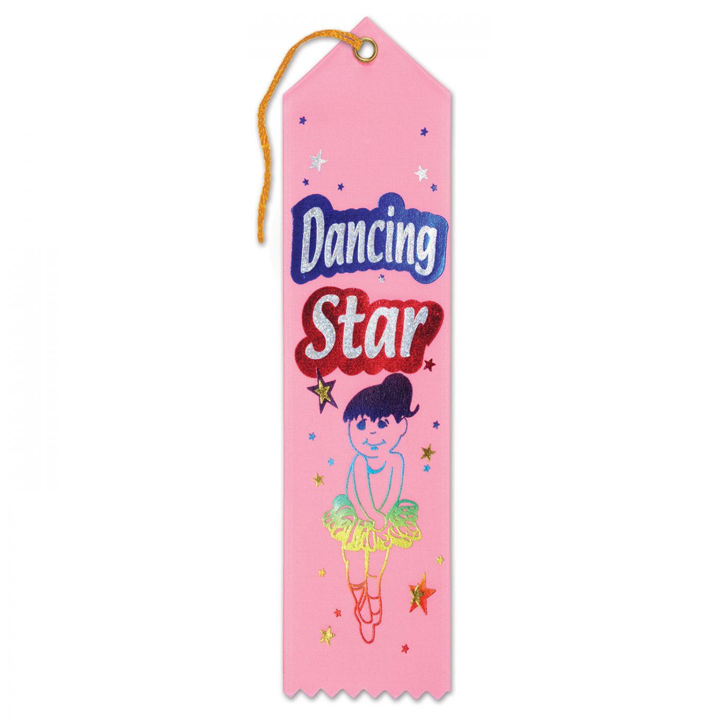Dancing Star Award Ribbon (6) image
