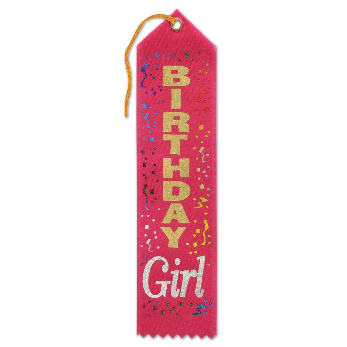 Image of Birthday Girl Award Ribbon (6)