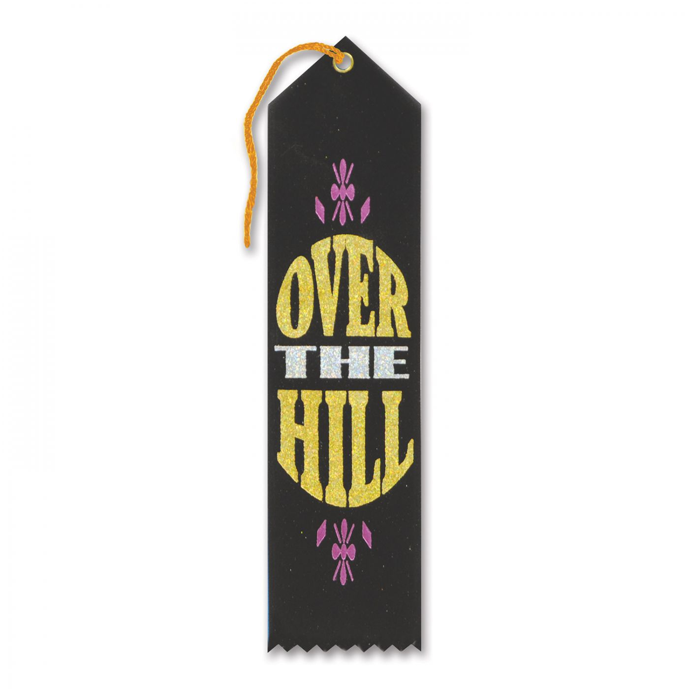 Over The Hill Award Ribbon (6) image