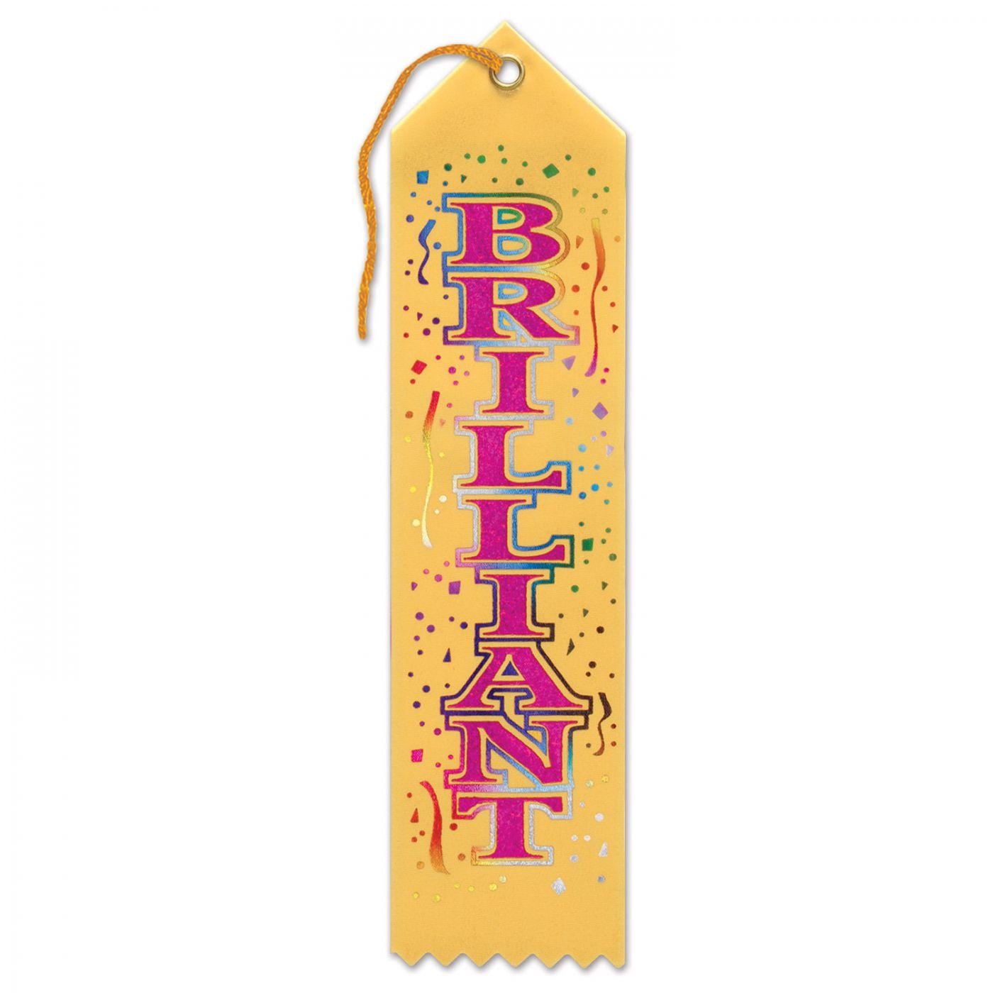 Image of Brilliant Award Ribbon (6)