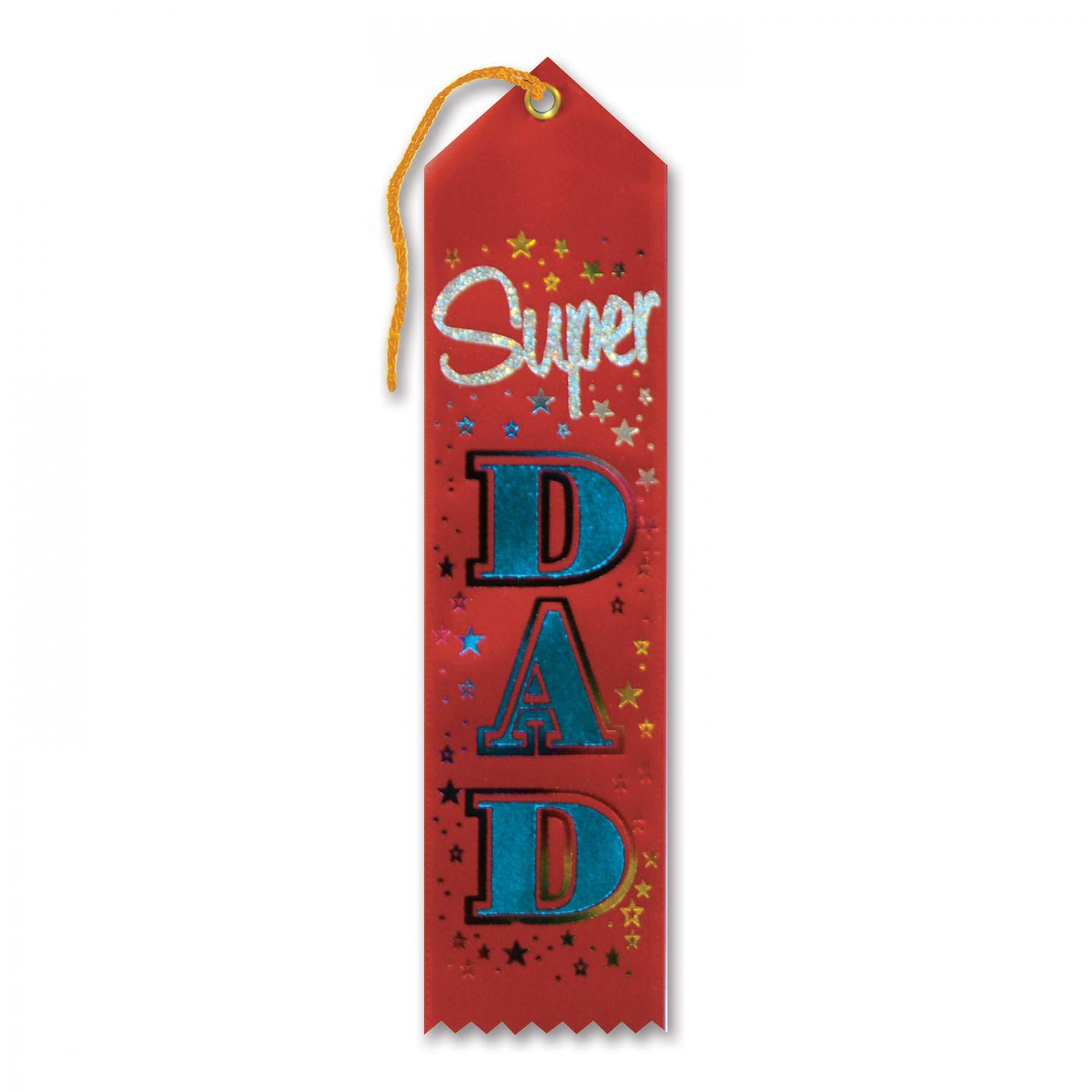 Super Dad Award Ribbon (6) image
