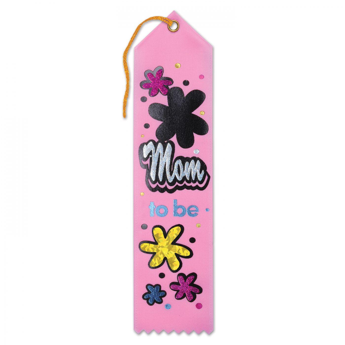 Mom To Be Award Ribbon (6) image