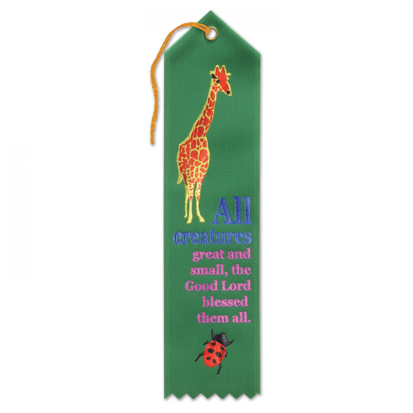 All Creatures Great And Small Ribbon (6) image