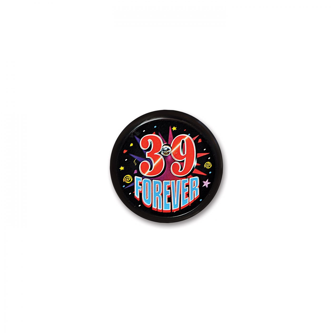 Image of 39 Forever Blinking Button (6)