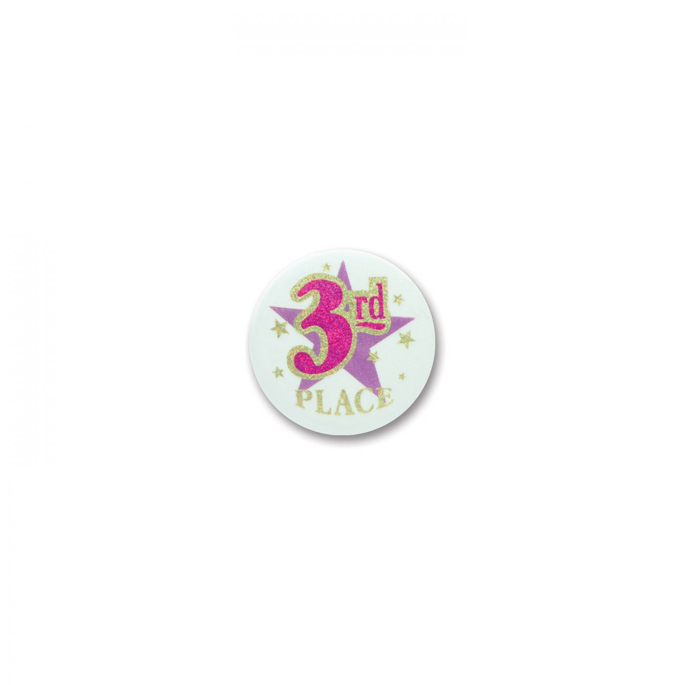 Image of 3rd Place Satin Button (6)