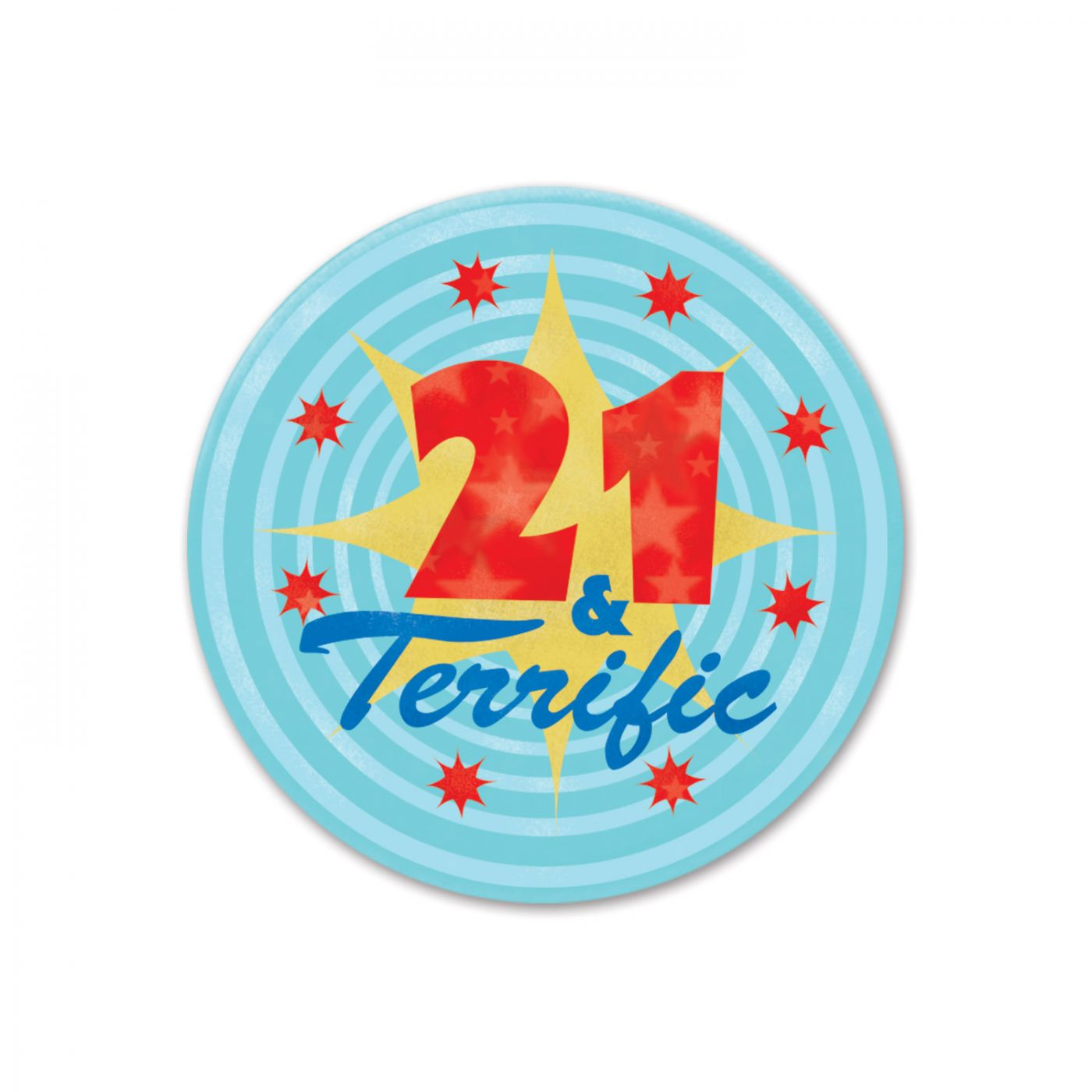Image of 21 & Terrific Satin Button (6)