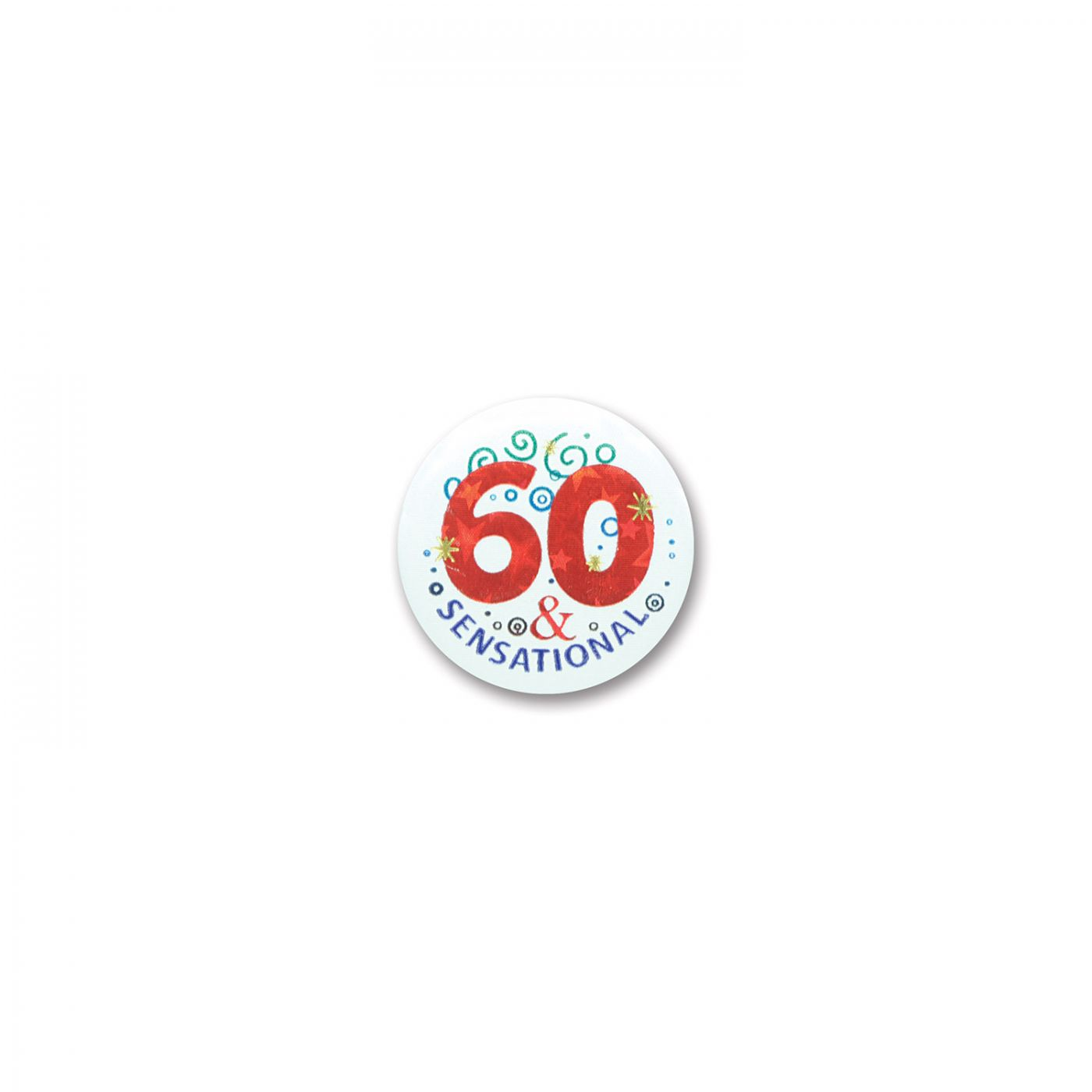 Image of 60 & Sensational Satin Button (6)