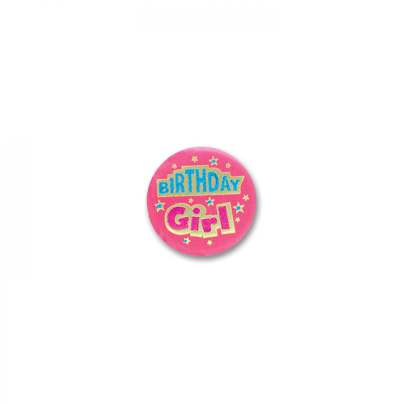 Image of Birthday Girl Satin Button (6)