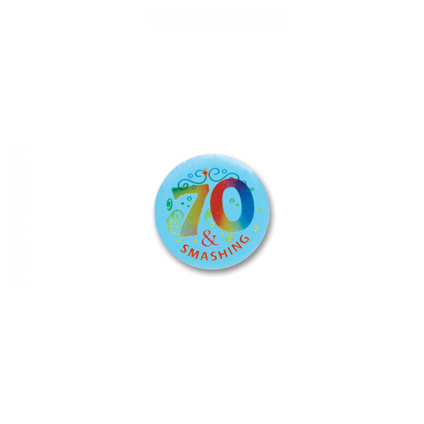 Image of 70 & Smashing Satin Button (6)