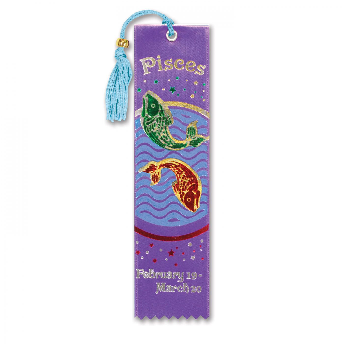 Pisces Bookmark (6) image