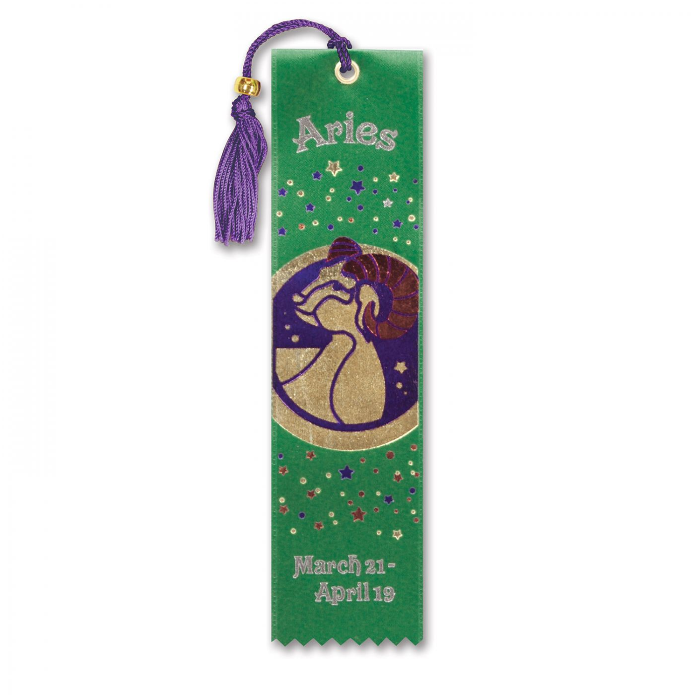 Image of Aries Bookmark (6)