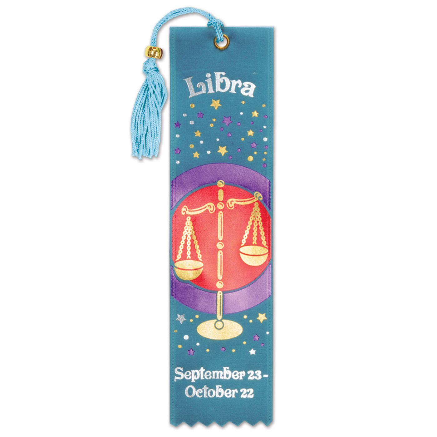 Libra Bookmark (6) image